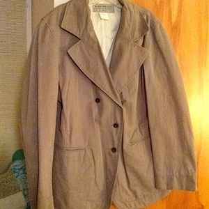 Blue Willi's Blazer Style Jacket/Coat